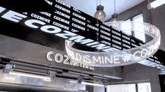COZMINE线下集合店,武汉 / 外物 WHY WOULD - 谷德设计网 Retail Design, Interior Inspiration, Drugs, Interior Design, Exhibit, Digital, World, Creative, Decoration