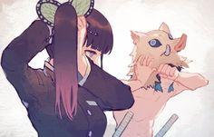 Demon Slayer [Kimetsu no yaiba] (Cr:tw: Manga Anime, Anime Demon, All Anime, Me Me Me Anime, Anime Art, Demon Slayer, Slayer Anime, Fanart, Imagenes My Little Pony
