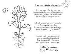 Play & Learn: Poema - La semilla dorada, de Nilda Zamataro Waldorf Education, Nail Growth, El Dorado, Kids Math, Math Games