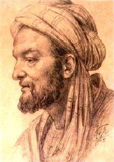 Inferno, Limbo, Canto IV, Ibn Sina of Avicenna (980 –1037) was een islamitisch medicus, geoloog, paleontoloog, natuurkundige, psycholoog, wiskundige, wetenschapper, filosoof en alchemist van Perzische afkomst. Hij leverde bijdragen op het gebied van de aristotelische filosofie en de geneeskunde.