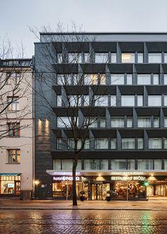 Hotel Indigo Helsinki,© Tuomas Uusheimo