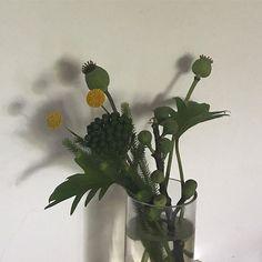 Atelier fleurs on a Tuesday
