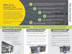 As parking space becomes a major issue in urban areas, a radical solution is required to solve the problem. Keeping in mind that land is scarce in our congested cities, we need a solution that multiplies parking space in a small footprint. The solution is Wohr's #AutomaticTowerParkingsystems #carparkingsystem #automatedcarparkingsystem Parking Space, Car Parking, Keep In Mind, Footprint, Cities, How To Become, Tower, Urban, How To Plan