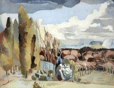 March Landscape (1944) by Paul Nash