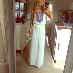 Boho maxi dress Boho maxi dress Dresses Maxi