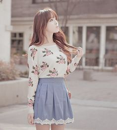 .. ulzzang,  #fashion girl