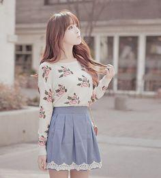 .. ulzzang,  #fashion girl