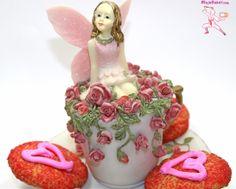 Valentine Fairy Cookies, #Creative Cookie Exchange | Ninja Baking