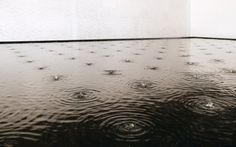 Water art by Eric Tillinghast - Something naturally so random but with such precision