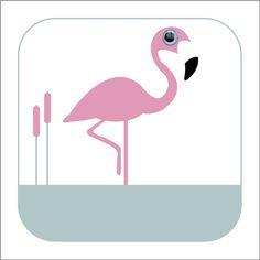 Image of Florence Flamingo