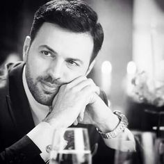 The handsome syrian actor Taim Hassan