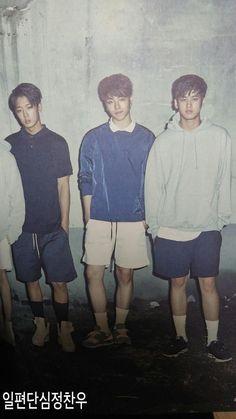 Bobby x Junhoe x Chanwoo @ 일편단심 정찬우.
