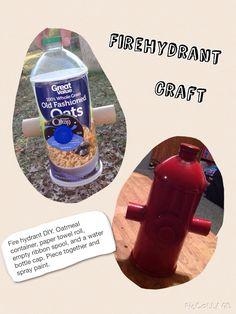 Firehydrant DIY
