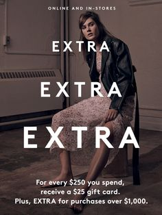 If you've been waiting, NOW is the time to shop. This weekend only, @BarneysNY is offering $25 gift cards for every $250 spent. Plus, extra for purchases over $1,000! #sponsored