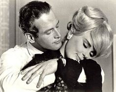Paul Newman and Elke Sommer, The Prize.