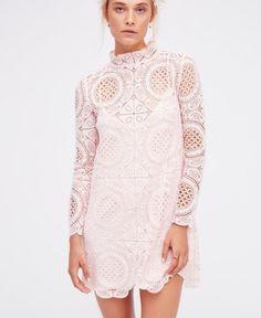Free People Dresses popular Free People Clocher lace mini dress