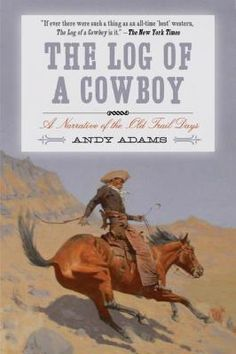 """A true-to-life narrative of the escapades and challenges of the frontier's legendary event: the cowboy cattle drive.The Log of a Cowboy brings to life an important, yet short-lived, piece of the American Old West. It's here that the cowboy earned his reputation and admiration, and it's through protagonist Tommy Moore that we learn of some of the challenges of the legendary cattle drive. Run-ins with Indian tribes, cattle hustlers, shoot-'em-ups, and the lure of """"good whiskey and bad women,""""…"""