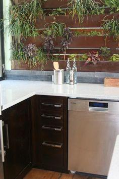 Aménagement Et Décoration Cuisine En 30 Idées Exquises. Kitchen  BacksplashKitchen ...
