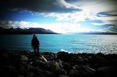 NZ Blue Water Glacier