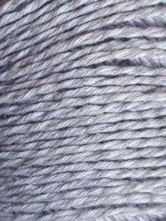 Mirasol :Nuna #40: woll silk bamboo yarn Steel Blue