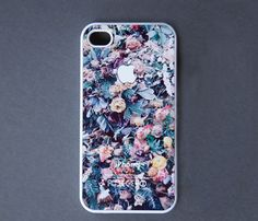 Apple Logo Flower Case