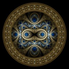 Created using the Fractal Science Kit fractal generator.