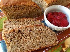 μικρή κουζίνα: Ψωμί με προζύμι και αλεύρι ζέας Vet Cake, Greek Recipes, No Bake Cake, Banana Bread, Food And Drink, Pasta, Desserts, Baking Cakes, Hair
