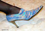 Hola, espero les guste esta propuesta de zapatillas a botas un saludo enorme a todas, espero sus comentarios y propuestas de lo que quiere...