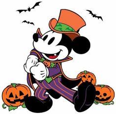 Mickey Mouse, Disney Halloween 2015