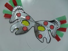 Craft with Jack: Carnival mask