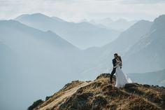 sesja_slubna_w_gorach_kasprowy_wierch_020 Mount Everest, Mountains, Wedding, Travel, Ideas, Valentines Day Weddings, Viajes, Destinations, Traveling