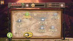 趣味动作《僵尸高台跳水》UI游戏界面_点击查看原图