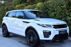 Ads for car, motorcycle, truck, hobbies, and all vehicles / Jeep / SUV - Land Rover Range Rover Evoque - 2018 Range Rover Sport, Range Rover Evoque 2018, Range Rover Auto, Range Rover White, Range Rovers, Auto Jeep, Jeep Suv, My Dream Car, Dream Cars