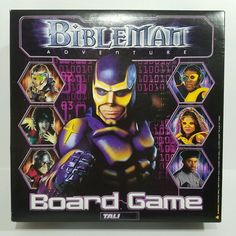 Bibleman Bible Man Adventure Board Game Character 100% Complete NLA Bibleman Bible Man Adventure Board Game Character 100% Complete #bibleman #tbt #Bible #boardgame #biblemanadventure #character #charactertraining #biblegame #bcu #christianmemes #biblegames #oldgames #vintagegames #wisdom #willieaames #willie #pkprobs #biblestudy #christian #christiangames #fruitofthespirit http://ow.ly/SVCR306cUIc