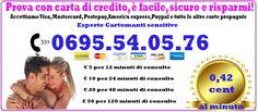 Consulti di cartomanzia con le migliori cartomanti del web acquista minuti al numero 0695540576 a soli 0,42 http://www.cartomantistudiosibilla.it/