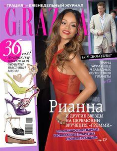 """On """"Grazia Russia"""" special interview  to the stylist Michele Muzi, italian leading luxury brand for woman's shoes  www.nandomuzi.it/press/grazia-russia-3/"""