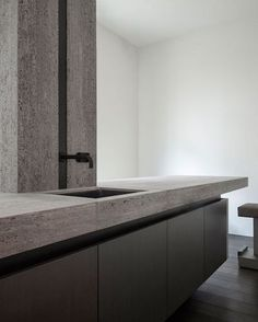 kitchen cabinetry- symmetrical and uncomplicated