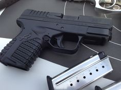Xds 9mm, Springfield Armory, Survival Tools, Hand Guns, Weapons, Compact, Arms, Shops, Fire