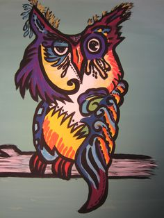 owl by Emily Baiers