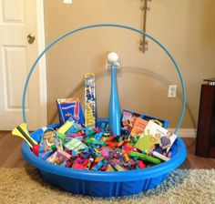 These 13 themed gift basket ideas will kick your gift-giving game up a notch! Fun ideas for women, men and families...