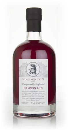Foxdenton Damson Gin - Master of Malt