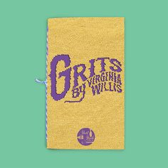 Vol 5: Grits (By Virginia Willis) - 48 pages of grits recipes!