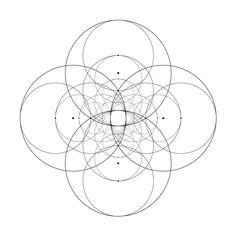 Sacred Geometry Constructions - Aesthetic Musings.