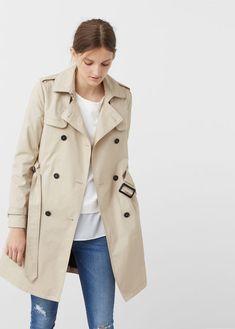 Coats for Woman | MANGO Lithuania