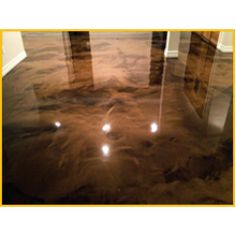 Basement floor Metallic Pearl Effect Epoxy How Buying Furniture Online Can Save You Time And Money O Concrete Countertops, Concrete Floors, Epoxy Floor, Floor Stain, Floor Finishes, Acid Stain, Epoxy Coating, Basement Flooring, Garden Styles