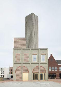 MONADNOCK, Stijn Bollaert · Landmark Nieuw Bergen. Netherlands · Divisare