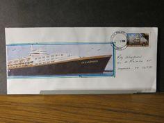 Cruise Ship OCEAN BREEZE Naval Cover 1999 Cachet