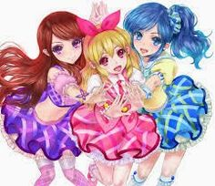 maulina faradila: wallpaper aikatsu yang supercool and beauty...