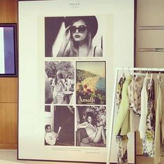 #Womenswear #Moodboard #ss14 #resort #riviera #luxury #lifestyle ♥ #Reiss #BeMine #PinToWin