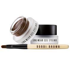 Bobbi Brown eyeliner in Sepia Ink